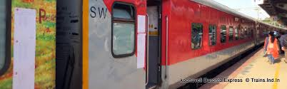 Indian Railway Train Chart Preparation Time