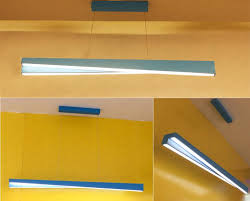 office hanging lights. 44W 47W Modern Suspended LED Linear Hanging Lights Office Lighting Specifications