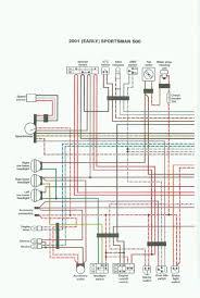 polaris sportsman wiring diagram wiring diagram 1996 polaris sportsman 400 wiring diagram image about