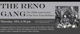Image result for the Reno gang