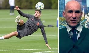 Mason mount tiene las siguientes habilidades ofensivas. Chelsea News Christian Pulisic Advised What He Must Do To Change Frank Lampard S Mind Football Sport Express Co Uk