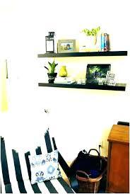 swingeing floating wall shelf shelves lack white book diy easy es for black corner