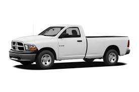 2009 Dodge Ram 1500 SLT/Sport/TRX 4x2 Regular Cab 120 in. WB Specs and Prices