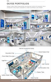 Electronic Interior Design Retail Mobile Phone Accessory Display Counter Electronic Store Furniture Laptop Shop Computer Shop Interior Design Buy Display Counter Retail