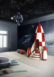 Outer Space Bedroom Top 10 Children Rooms Decor Ideas