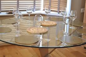 glass top oak dining table gallery round room tables how to select large round dining table home decor