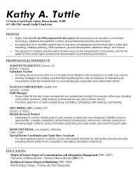 Teenage Cv Resume Template No Work Experience Hotwiresite Com