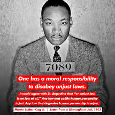 Quotes From Mlks Letter From Birmingham Jail Memes From Daniel