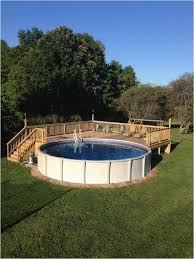 diy ideas for above ground pools 21 the ultimate guide to ground pool ideas with picture