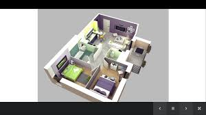 D Studio Apartment Floor Plans Small For New Homes Imanada House - Studio apartment floor plans 3d