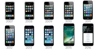 evolution of iphone the evolution of the iphone the paper cut