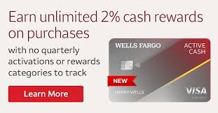 Check spelling or type a new query. Active Cash Cash Rewards Credit Card Wells Fargo