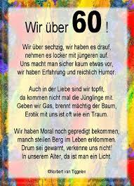 Wir über 60 Gedichte Und Sprüche Geburtstag Gedicht Sprüche