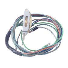 turn signal switch wiring only dennis carpenter ford restoration parts turn signal switch wiring only