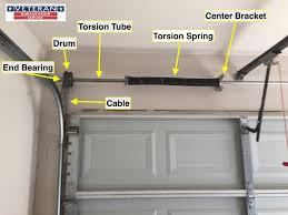 single car garage door spring garage doors