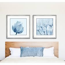 melissa van hise 36 in x 36 in essence of indigo iv  on wall art prints framed with melissa van hise 36 in x 36 in essence of indigo iv framed