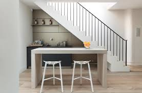 basement wet bar under stairs. Collect This Idea Grey-stairs-home-bar Basement Wet Bar Under Stairs I