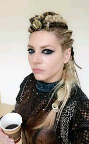 Hair Style Tv Shows the 25 best lagertha hair ideas viking hair 5970 by wearticles.com