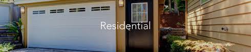 Abbotsford Modern Garage Door | Residential | Superior Door Services