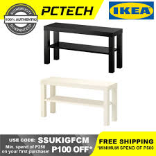 Ikea Lack 90x45x26 Cm Easy To Assemble Side Table