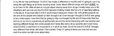 rice creek elementary columbia sc essay winner d a r e america rachel jackson essay page 2