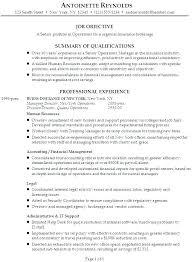 Resume Objective Examples Marketing Rabotnovreme Info