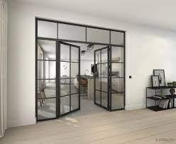 steelit steel framed internal doors