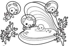 Small Picture Octonauts coloring pages printable ColoringStar