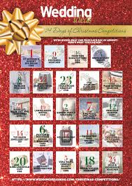 Okay, so one of my gifts to my groom is a sort of wedding advent calendar. Christmas Competitions Day Sixteen Win A Team Hen Subscription Box Wedding Ideas Magazine