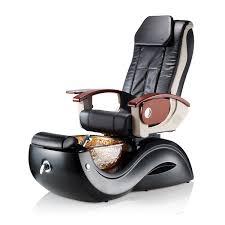 Lenox GX Pedicure Spa Chair With Massage \u0026 Glass Bowl Product Image ...  SalonSmart