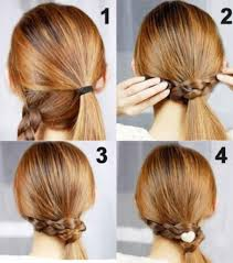 easy diy hairstyles for um and long hair1 20