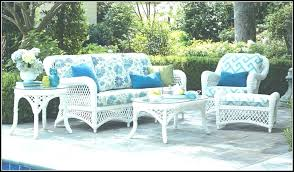 White Wicker Patio Furniture Sets White Wicker Outdoor Furniture