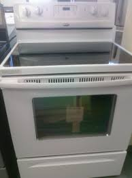 9 whirlpool wfe361lvq 30 freestanding self clean smooth top