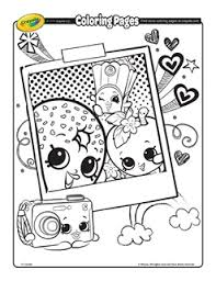 Keeping up with the popularity, we've got you a gallery of printable shopkins coloring sheets printable. Shopkins Free Coloring Pages Crayola Com