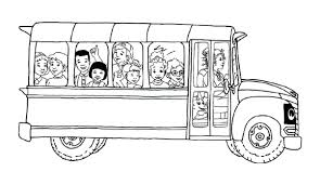 Small Picture The Magic School Bus Coloring Pages Home At lyssme