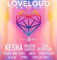 Loveloud Music Festival At Usana Amphitheatre On 29 Jun 2019