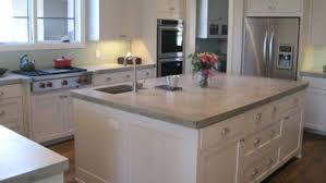 cozy kitchen countertop designs minimalist concrete cost concrete kitchen ideas kitchen countertop ideas with light oak