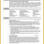 General Contractor Resume Awesome General Contractor Agreement Pdf ...