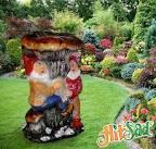 Фигуры для сада и дачи 153