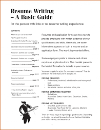How To Write An Australian Resume How To Write An Australian Resume Standard Free Printable Templates 1