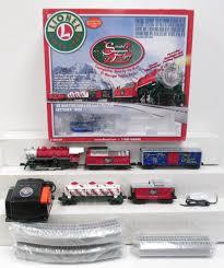 Lionel 6 30164 Santas Flyer Christmas Set Trainz