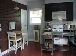 Furniture Interesting Small Wooden Espresso Kitchen Cabinets And