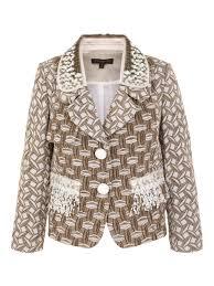 Louis Vuitton Embellished Jacket