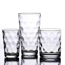 best budget galaxy glassware 12 piece set