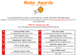 Funny Awards At Work Great Websites For Funny End Of Year School Awards For Students