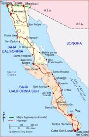Welcome To Baja California Mexico First Nights On The
