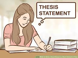 easy ways to write a good essay in a short amount of time image titled write a good essay in a short amount of time step 3