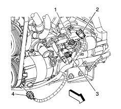2007 buick lucerne engine diagram repair instructions on vehicle 2007 buick lucerne engine diagram repair instructions on vehicle engine oil pressure sensor and