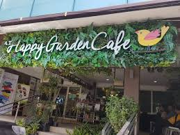how to commute to happy garden café makati