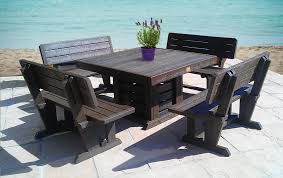 Amusing Recycled Plastic Outdoor Furniture Imposing Design Recycled Plastic Outdoor Furniture Manufacturers